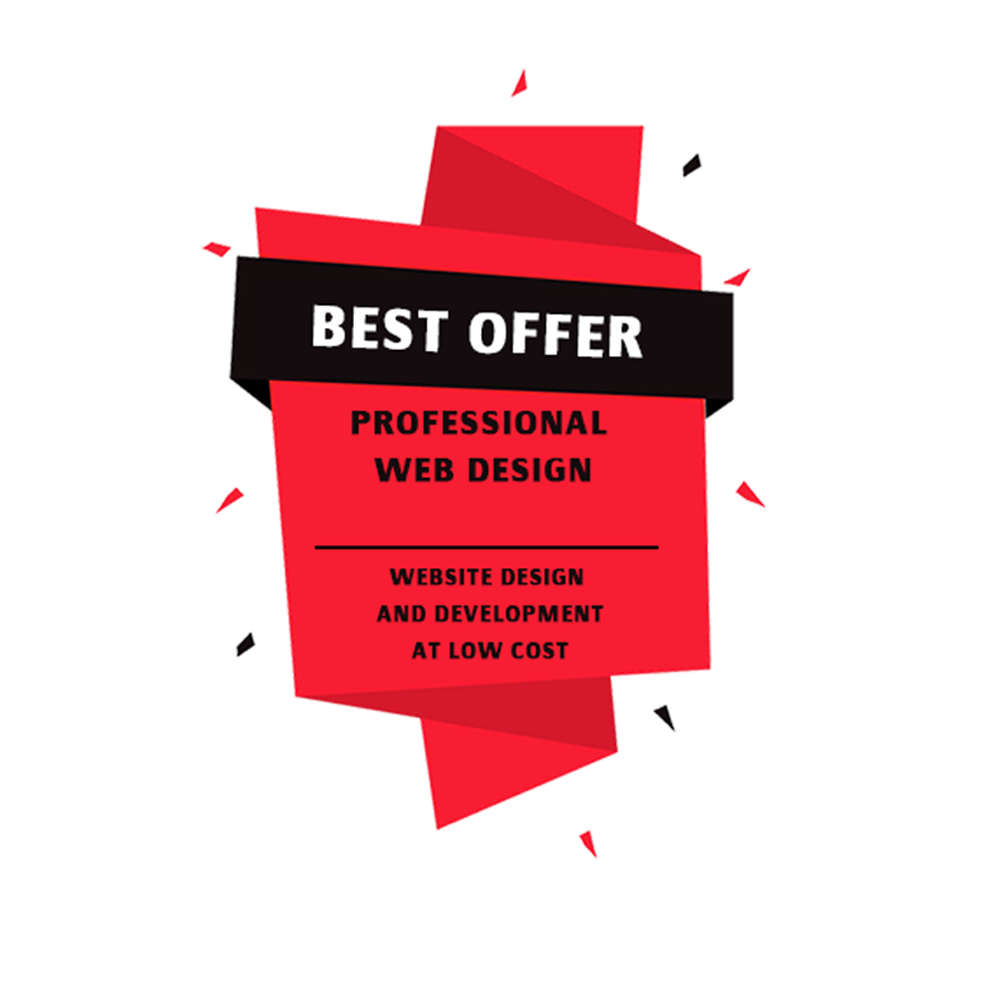 website designing offers