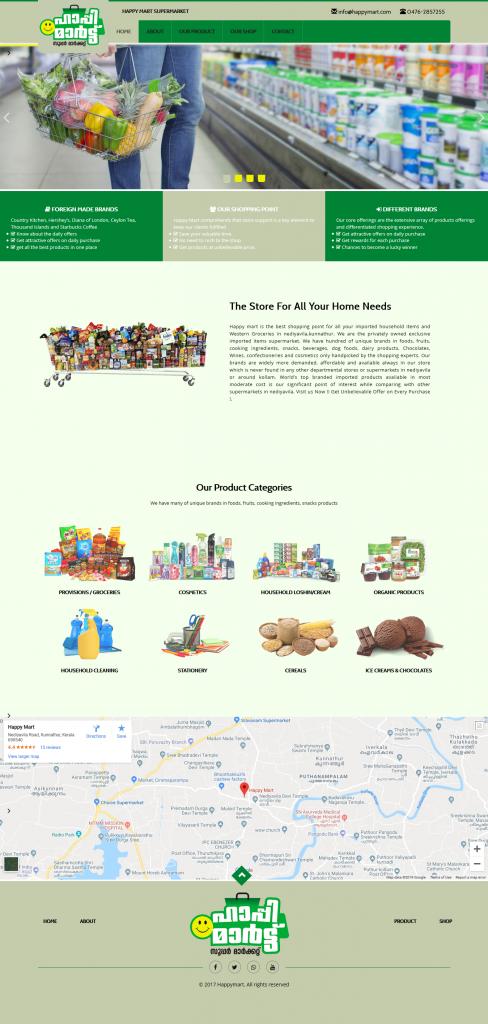 website design kollam